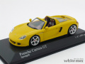 ミニチャンプス 1/43 ポルシェ カレラ GT 2003 (イエロー)
