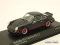 ミニチャンプス 1/43 ポルシェ 911 カレラ RS 2.7 1972 (ブラック/レッド)