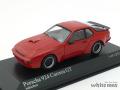 ミニチャンプス 1/43 ポルシェ 924 カレラ GT 1981 (レッド)
