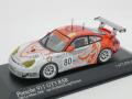 ミニチャンプス 1/43 ポルシェ 911 GT3 RSR 24h ルマン 2006 No.80