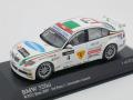 ミニチャンプス 1/43 BMW 320si WTCC Brno 3rd レース 2007 No.4