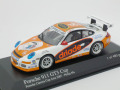 ミニチャンプス 1/43 ポルシェ 911 GT3 カレラカップ Asie 2007 No.98