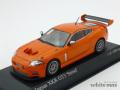 ミニチャンプス 1/43 ジャガー XKR GT3 ストリート 2008 (オレンジ)