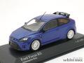 ミニチャンプス 1/43 フォード フォーカス RS 2009 (ブルーメタリック)