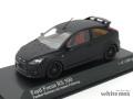 ミニチャンプス 1/43 フォード フォーカス RS 500 2010 (マットブラック)