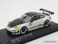 """ミニチャンプス 1/43 ポルシェ 911 GT3 RSR """"Presentation"""" 2009"""