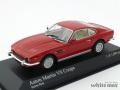 ミニチャンプス 1/43 アストン マーチン V8 クーペ 1987 (レッド)