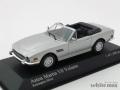 ミニチャンプス 1/43 アストン マーチン V8 カブリオレ 1987 (シルバー)