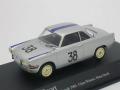 ミニチャンプス 1/43 BMW 700 クーペ Innsbruck Airfield Race 1960 クラス優勝