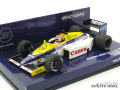 ミニチャンプス 1/43 ウイリアムス ホンダ FW10 ポールリカールテスト 1985 (N.Piquet)
