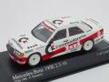 ミニチャンプス 1/43 メルセデス 190E 2.3-16 DTM 1986 No.9