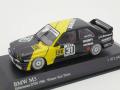 ミニチャンプス 1/43 BMW M3 MK モータースポーツ DTM 1988 No.31