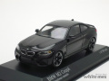 ミニチャンプス 1/43 BMW M2 クーペ 2016 (ブラックメタリック)