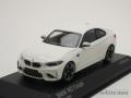 ミニチャンプス 1/43 BMW M2 クーペ 2016 (ホワイト)