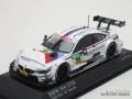ミニチャンプス 1/43 BMW M4 DTM (F82) 2016 M.Tomczyk No.100