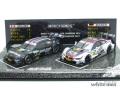 ミニチャンプス 1/43 BMW M3 DTM 2012 (BRUNO SPENGLER)+M4 DTM 2014 (MARCO WITTMANN) チャンピオンカー 2台セット