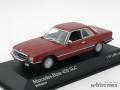 ミニチャンプス 1/43 メルセデス ベンツ 450 SLC 1974 (レッドメタリック)