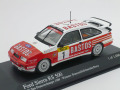 ミニチャンプス 1/43 フォード シエラ RS500 24h スパ優勝 1989 No.1