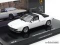 ミニチャンプス 1/43 ランボルギーニ シルエット 1976 (ホワイト)