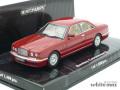 ミニチャンプス 1/43 ベントレー コンチネンタル R 1996 (レッドメタリック)