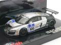 ミニチャンプス 1/43 アウディ R8 LMS 24h ニュル 2009 No.100