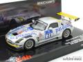 ミニチャンプス 1/43 メルセデス ベンツ SLS AMG GT3 24h ADAC ニュルブルクリング 2011 No.24
