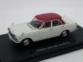 エブロ 1/43 プリンス スカイライン GTB 1965 (ホワイト/レッド)