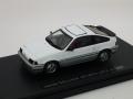 エブロ 1/43 ホンダ バラード スポーツ CR-X Si 1984 (ホワイト)
