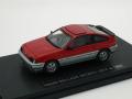 エブロ 1/43 ホンダ バラード スポーツ CR-X Si 1984 (レッド)