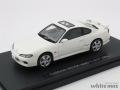 エブロ 1/43 ニッサン シルビア spec-R S15 1999 (ホワイト)