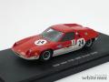 エブロ 1/43 チーム ロータス GT47 ブランズ ハッチ 6H 1968 No.24