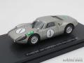 エブロ 1/43 ポルシェ 904 GTS 日本GP 1964 No.1