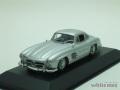 マキシチャンプス 1/43 メルセデス ベンツ 300 SL クーペ 1955 (シルバー)