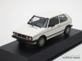 マキシチャンプス 1/43 フォルクスワーゲン ゴルフ GTI 1983 (ホワイト)