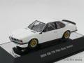 オートアート 1/43 BMW 635CSi プレーンボディ (ホワイト)