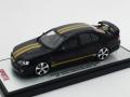ビアンテ 1/43 FPV ファルコン MkII GT 40th アニバーサリー (ブラック/ゴールドストライプ) レジンモデル
