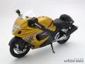 WIT'S 1/12 スズキ GSX1300R ハヤブサ 2009 (ブラック/ゴールド)