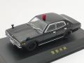 DISM 1/43 ニッサン セドリック 330 後期型 機動捜査車両 神奈川県警