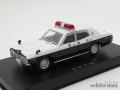 DISM 1/43 ニッサン 330 セドリック パトロールカー (スクエアソニックタイプ) エンケイバハ 警視庁
