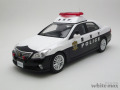 レイズ 1/18 トヨタ クラウン GRS200 2011 警視庁地域部自動車警ら隊車両 110