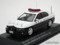 レイズ 1/43 ミツビシ ギャラン VR-4 (EC5A) 2002 神奈川県警察高速道路交通警察隊車両 529