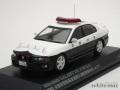 レイズ 1/43 ミツビシ ギャラン VR-4 (EC5A) 2002 京都府警察高速道路交通警察隊車両 K27
