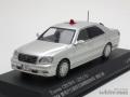 レイズ 1/43 トヨタ クラウン (JZS175) 2004 警視庁交通部交通機動隊車両 (覆面/銀)