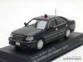 レイズ 1/43 トヨタ クラウン (JZS175) 2004 愛知県警察交通部交通機動隊車両 (覆面/黒)