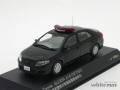 レイズ 1/43 トヨタ アリオン (ZRT260) A18 2008 皇宮警察京都護衛署警備車両