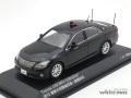 レイズ 1/43 トヨタ クラウン (GRS202) 2013 警察本部警備部要人警護車両