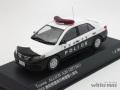 レイズ 1/43 トヨタ アリオン (ZRT261) 2013 静岡県警察所轄署警ら車両