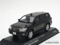 レイズ 1/43 トヨタ ランドクルーザー AX URJ202 2014 警察本部特殊警護車両
