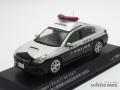 レイズ 1/43 スバル レガシー B4 2.5GT 2014 神奈川県警察地域部自動車警ら隊車両 020