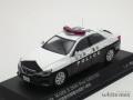 レイズ 1/43 トヨタ マークX (GRX135) 2014 山梨県警察所轄署地域警ら車両 北10